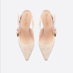 J'ADIOR Dior SLINGBACK PUMP